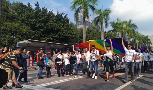 2013台灣同志遊行
